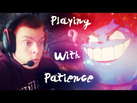 CUPHEAD /// Test for patience /// GETTING CRUSHED