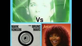 DJ MICHAEL M - Uptown Funk Juice (BRUNO MARS Vs LIZZO)