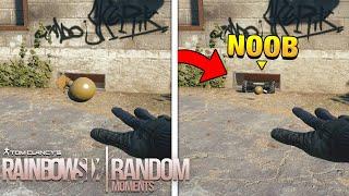 Rainbow Six Siege - Random Moments: #57 (Funny Moments Compilation)