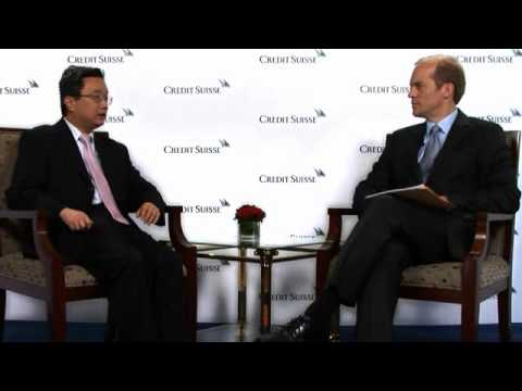 AIC 2010 Interview: Dong Tao, Chief Regional Economist, Asia Pacific, Credit Suisse