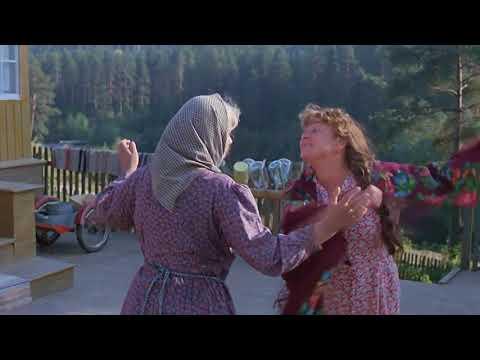 Любовь и голуби. Танец. Нина Дорошина
