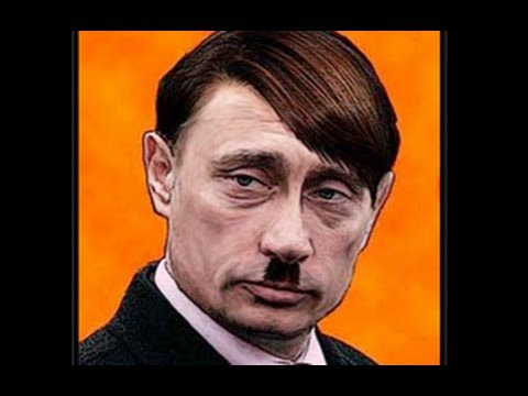 Image result for putin hitler