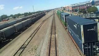 3 minute railfan Laramie, WY