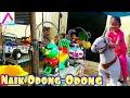 Naik odong odong | Komedi putar Angry Birds | Lagu anak Indonesia terpopuler
