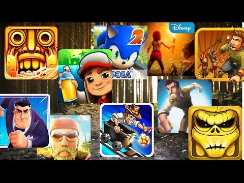 Top 10 Best Like Temple Run Games On Android