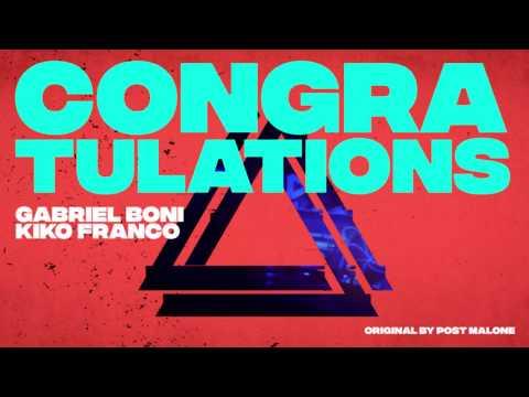 Gabriel Boni, Kiko Franco - Congratulations