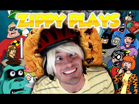 Zippy Plays : Zoo Race .. and makes fun of religion. Yup. That's what we did.