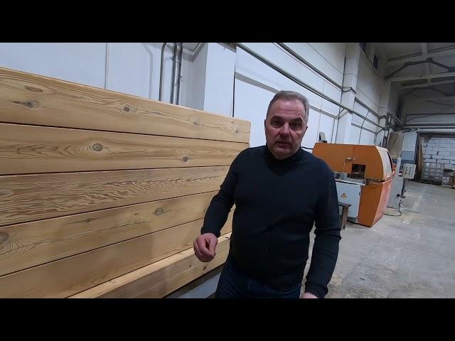 Строительство  домов из термодерева