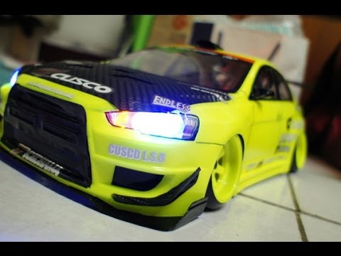 Rc Evo X Youtube