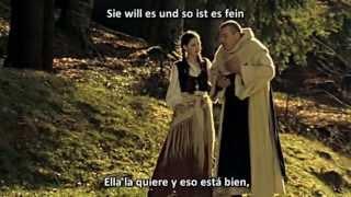 Rammstein - Rosenrot [Lyrics y Subtitulado al Español]