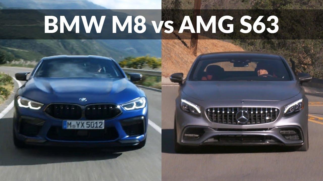 2019 BMW M8 | Top Speed