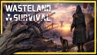 Last Day On Earth meets Fallout 4 | SURVIVAL: Wasteland Zombie Gameplay  (Steam)