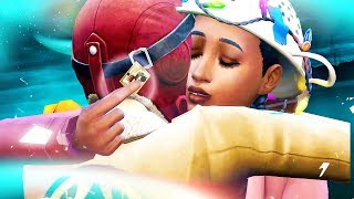 I CAN'T BELIEVE WE DID THIS 🤐 // The Sims 4: Strangerville #2