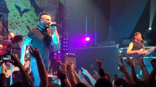 Killswitch Engage - Self Revolution (live in Minsk - 03.03.14)