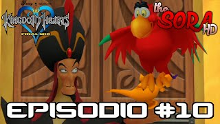 AGRABAH | Episodio 10 | Kingdom Hearts 1.5 Final Mix HD [Lv1PM]