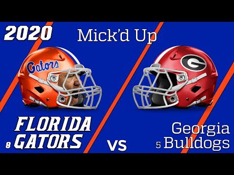 20.5 Florida vs Georgia Mick'd Up Condensed