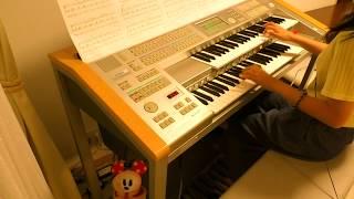 【パッ】西野カナ エレクトーン演奏 (高2)