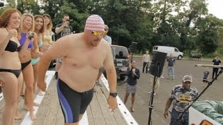 Dumpster Pool Olympics - Preston & Steve's Daily Rush