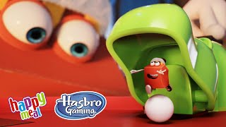 Happy Meal Hasbro Gaming Toys 2020