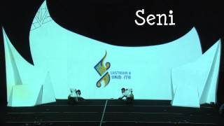 Video Profil Unit Kesenian Minangkabau ITB (UKM ITB)