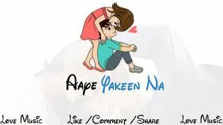 Jaana na dil se door...lyrical what's app status video