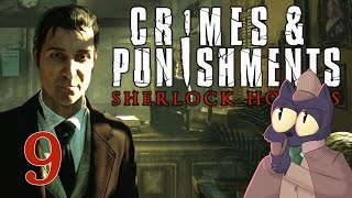 LET'S BUILD A TRAIN!! - SHERLOCK HOLMES: CRIMES AND PUNISHMENTS - Part 9