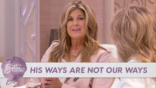 Cathe Laurie: God iṡ Carrying You Through the Storm | Better Together TV