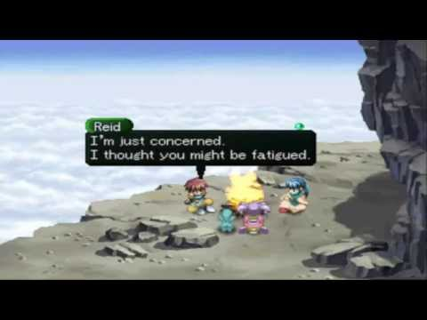 Tales Of Eternia Playthrough pt 16: Mt  Farlos