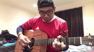 Sejauh timur dari barat (fingerstyle guitar)