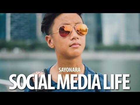 Sayonara - Social Media Life (prod. by Feelo) thumbnail
