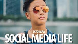Sayonara - Social Media Life (prod. by Feelo)
