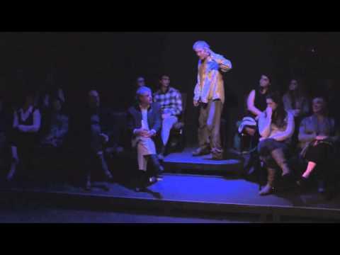 Arkansas Repertory Theatre's Production of An Iliad - Part I