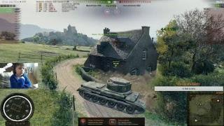 World of Tanks: Нубы в ударе!!!