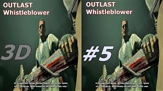 Outlast: Whistleblower 3D VR box TV Side by Side SBS video # 5