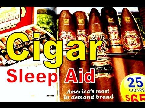 Cigar Catalog - Sleep Aid