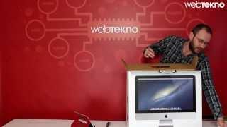 iMac 2013 Kutu Açılışı ve İlk Bakış