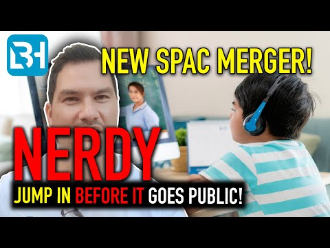 NEW TPG SPAC MERGER stock with NERDY 🚀 We need to jump in before going PUBLIC 😱😱