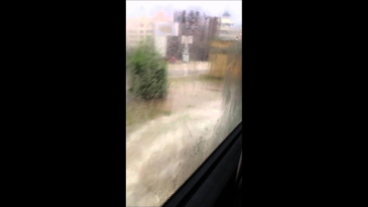 Noodweer in Turkije