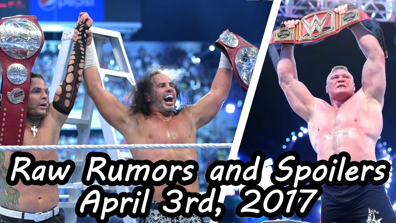 Potential Major Spoiler For Tonight's WWE RAW