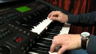 The Beatles - Let It Be - performed on my  Yamaha Electone  EL-90