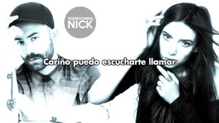 Never Let You Down - Woodkid feat. Lykke Li (Español / Lyrics)