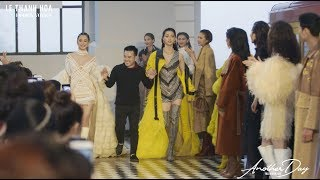LE THANH HOA x FASHION VOYAGE Fall-Winter 2019 in ...