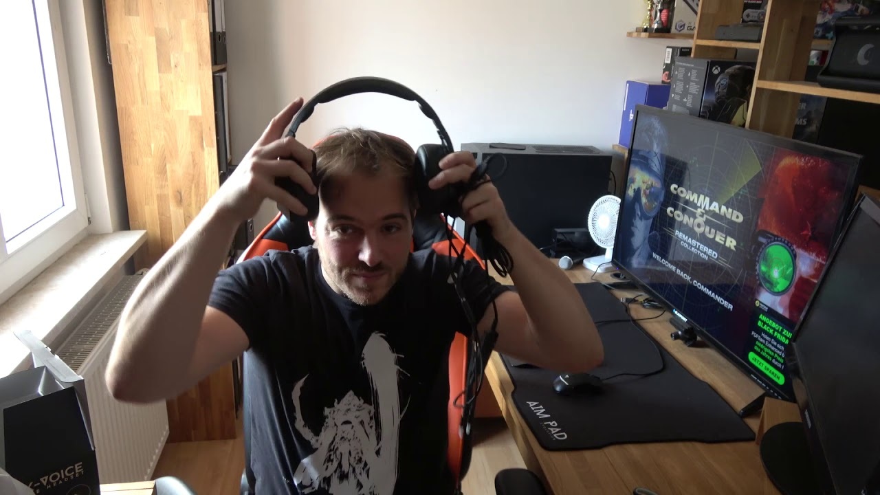 Shadowhunter87 Review: NLG X-Voice Gaming Headset