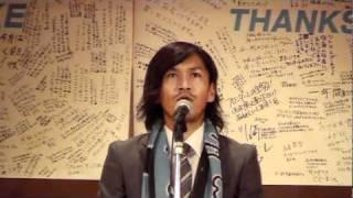 【川崎フロンターレ】2010年12月11日 退団選手・スタッフの送別会(6)