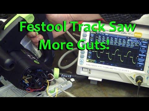 BOLTR: Festool TS55  Teardown Test