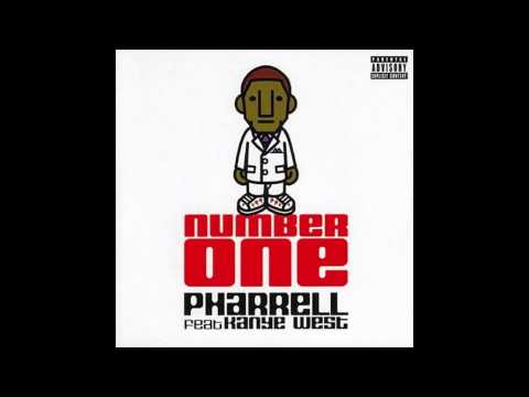 Pharrell  Number One Ft Kanye West