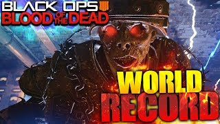 """¡World Record en BLOOD OF THE DEAD """"First Room"""" 4 Players! [R. 29]"""