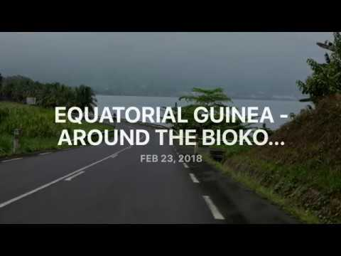 Equatorial Guinea - Driving Around Bioko