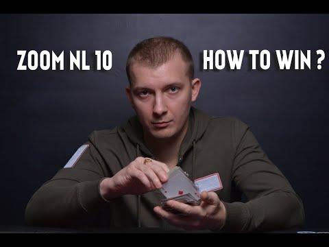 NL 10 ZOOM cash. Обучающее видео по кэшу, советы и решения.