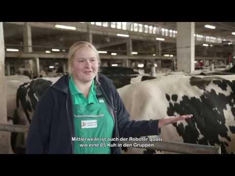 Lely Astronaut - Testimonial Agrargesellschaft Griesheim - Deutschland (DE)